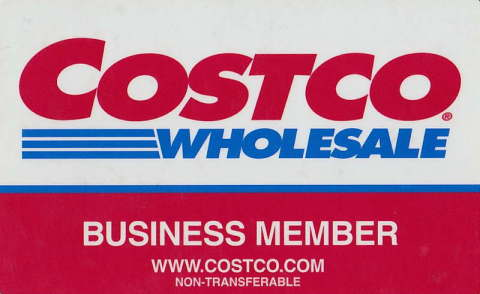 コストコ・ビジネス会員カード