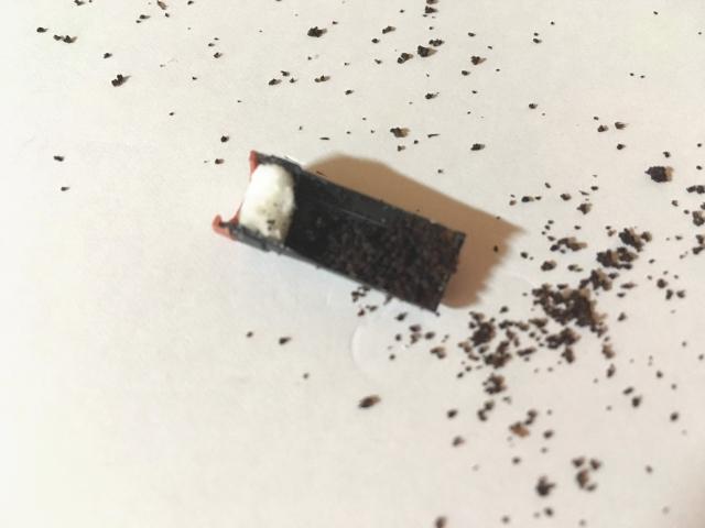 プルームテックのたばこカプセルの中身